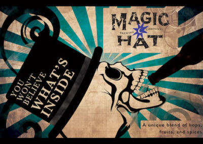 Magic Hat Advertisement