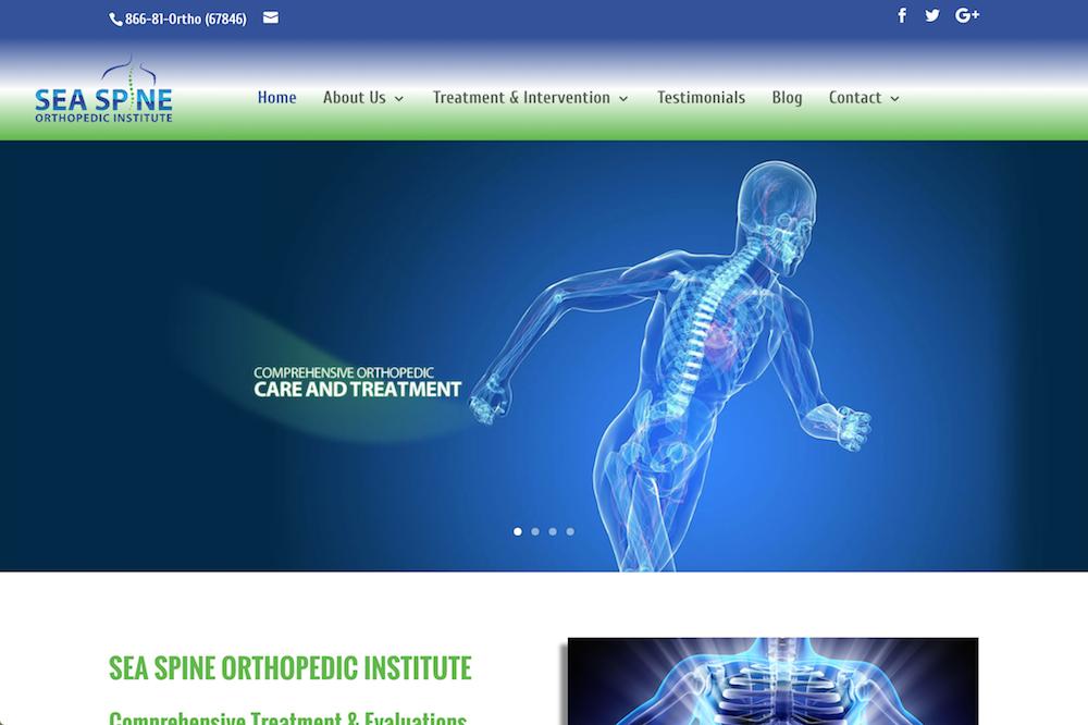 Seaspine Orthopedic